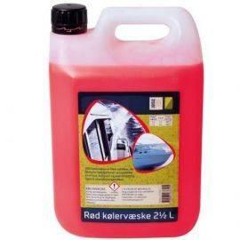 1852 kølervæske rød g30 2,5 ltr.