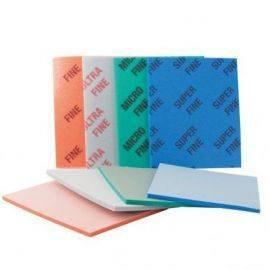 1852 softpad eva slib fin orange 115 x 140 x 5 mm p320 4 stk