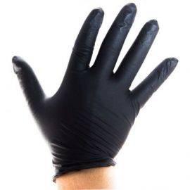 1852 beskyttelse handsker nitril proff størrelse l 4 par