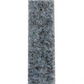 Gulvtæppe bredde 200 cm grå anbrudpris løbende meter