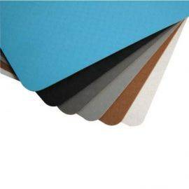 Skridbelægning brun smooth 1200x900x2mm