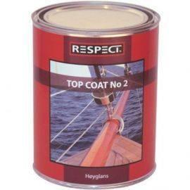 Respect top coat no2  1 ltr