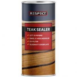 Respect teak sealer 05 liter