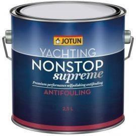 Jotun non-stop supreme rød 2.5 ltr
