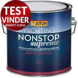 Jotun non-stop supreme hvid 2.5 ltr