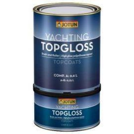 Jotun topgloss aries blå a-b 075ltrun 1263 paint