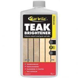 Star brite Teak cleaner - step 2 1000 ml