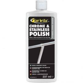 Star Brite chrome & RF polish 250 ml