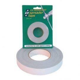Psp spreader tape 25mm x 10m hvid