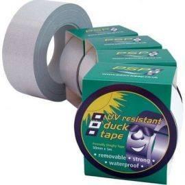 Psp uv duck tape vandtæt og uv bestanding 50mm x 5m