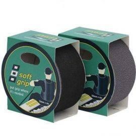 PSP soft grib tape - antiskrid tape sort 50mm x 4m