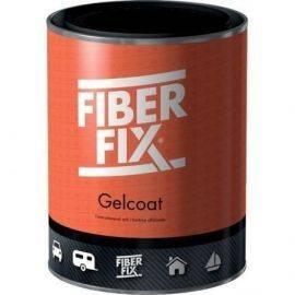 Fiber fix gelcoat 1 kg gs 2000h hvid un 1866