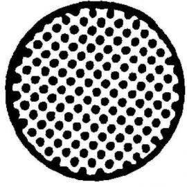 Svampegummi Ø 8mm