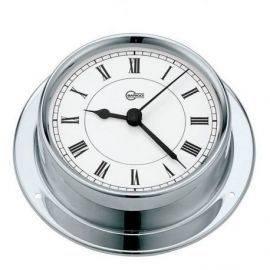Barigo tempo quartz ur ø85/110mm krom