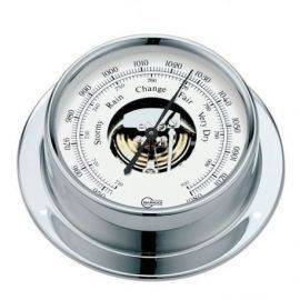 Barigo tempo barometer ø85-110mm krom