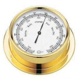 Barigo regatta barometer ø100-120mm messing