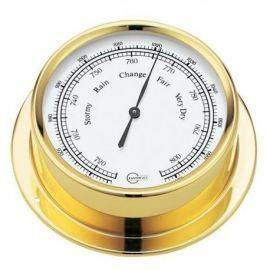 Barigo regatta barometer ø100-120mm messing