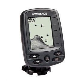 Lowrance ekkolod x-4 med 200khz transducer