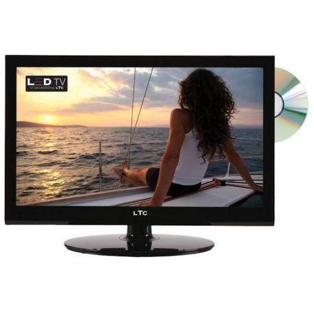 "Tv led 19"" m/dvd & dvb-t mpeg4 hd"