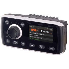 Velex Marine radio DAB+/FM, bluetooth, fjernbetjenning 4x45W