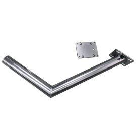 Bordbeslag RF stål med aftagelig beslag