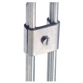 Fender koblingsbeslag af AISI 316 rustfrit stål