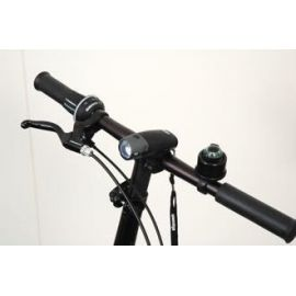 *cykellygte led med beslag