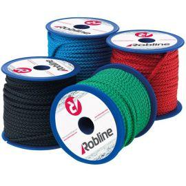 Robline Mini Polyester 3 mm Rød boks 10x20 meter