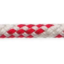 Robline Sirius 300 12 mm Hvid/Rød 150 meter