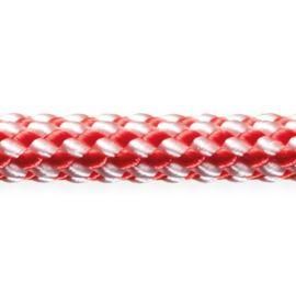 Robline Dinghy Control 3 mm Hvid/Rød 100 meter