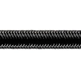 Robline elastik snor 7 mm Sort 200 meter