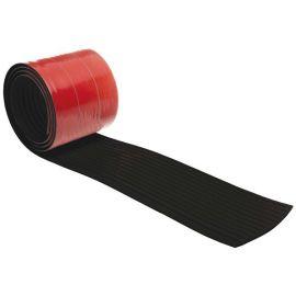"""Keelshield kølbeskyttelse 6"""" - 183 cm op til 16' både, sort"""