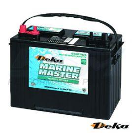 Battery, Maintenance Free: 820 MCA
