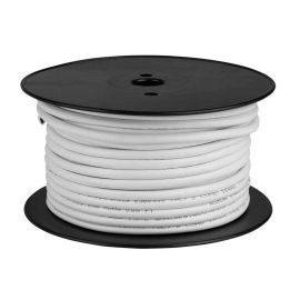 Multi-Conductor Boat Cable White Jacket - 12/2 - 100'