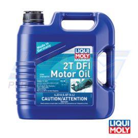 Engine Oil: 2-Stroke - 4 Liters
